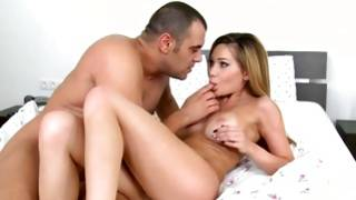 Couple in pose 69 swallowing their perfect holes