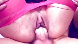 Red haired furious hooker is drilled with greater lollipop